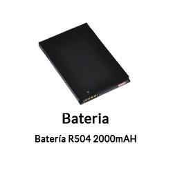 Batería Oficial Funker R504