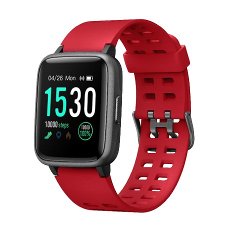 Funker S7 Sport Watch Rojo