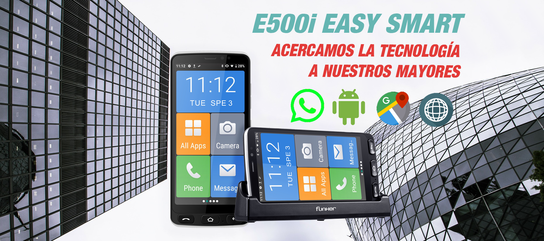 E500i EASY SMART